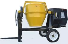 Packer Brothers PB2300 Honda concrete cement mixer 7 CF gas gasoline powered