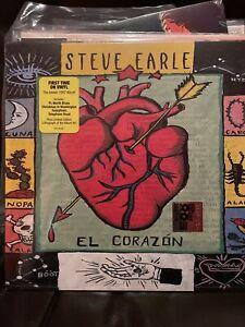 El Corazon - Steve Earle [VINYL]
