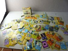 Grand lot de 350 cartes Pokémon