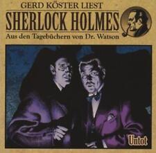 Hörbücher Sherlock Holmes