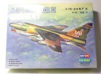 Hobby Boss 87203  Flugzeug A-7D Corsair II  Kampfflugzeug  Bausatz 1:72   OVP
