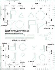 Stencil NSN 6675-66-023-8677
