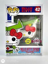 FUNKO POP!: HELLO KITTY - KAIJU  KITTY (SPACE) GLOW SPEC. ED #42 *UK STOCK*