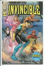 INVINCIBLE #1 AMAZON PRIME VIDEO VARIANT IMAGE COMICS/2021