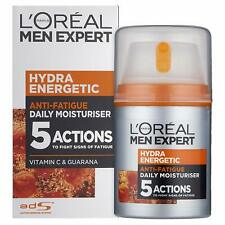 L'Oreal Paris Men Expert Hydra Energetic, Anti-Fatigue Moisturiser for Men, 50ml