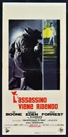 Plakat L'Assassin Wird Lachender The Yellow Canary Boone Eden Forrest L05
