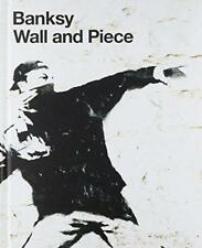 Wall and Piece by Banksy, NEW Book, (Hardcover) FREE