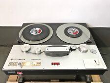 Telefunken M15A 1/4 Inch Tonbandgerät / Tape Recorder #1