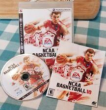 New listing NCAA Basketball 10 PlayStation 3