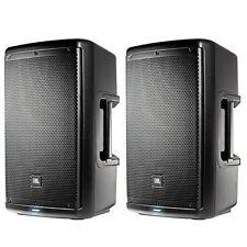"""Jbl Eon610 10"""" 2-Way Self-Powered 1000w 2-Way Active Speaker (Pair)"""