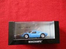 MINICHAMPS® 400 065720 1:43 Porsche 904 GTS 1964 blau NEU OVP