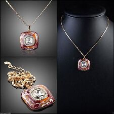 Modeschmuck-Halsketten mit Radiant-Schliffform Liebe & Herzen