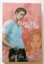 Angel & Faith Season 9 Vol. 1 Hardcover Dark Horse Graphic Novel Comic Book