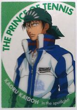 The Prince of Tennis Clear Trading Card Kaoru Kaido