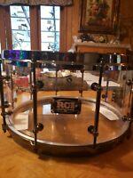 RCI Starlite clear snare drum