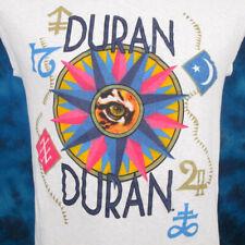 vintage 1984 Duran Duran Concert Muscle T-Shirt Small rock new wave tour 80s