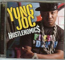 Hustlenomics (MVI) (Edited) by Yung Joc - CD - NEW