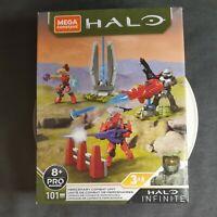 Mega Construx HALO INFINITE Mercenary Combat Unit GRN03  NEW
