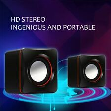 Mini Portable USB AZdio Music Player Speaker for iPhone iPad MP3 Laptop PC GT
