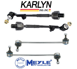 Tie Rod Assembly Inner Outer Sway Bar Link Set Lt & Rt OEM-Quality BMW 1 3 X1 Z4