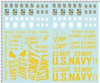 1/48 Scale USAF Blue Angels for F/A-18A HORNET Model Kit Water Slide Decal