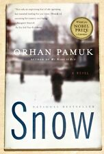 Snow by the great Turkish writer Orhan Pamuk