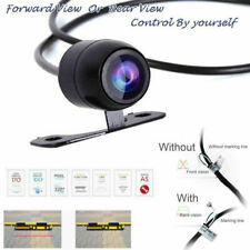 Car Rear Forward View CCD vision Backup Side Parking Front HD Camera waterproof