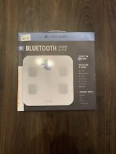 Weight Gurus Bluetooth Smart Scale - White - WiFi - Bluetooth