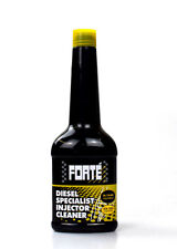 FORTE DIESEL SPECIALIST INJECTOR CLEANER (IN TANK) RAPID CLEANING FOR INJECTORS