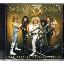 Twisted Sister - Big Hits And Nasty Cuts - Best Of - CD - Neu / OVP