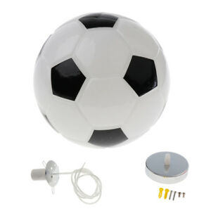 Football Ceiling Lights Shade Cover Pendant Lampshade Home Lighting Fixtures