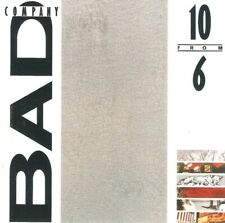 Bad Company - 10 From 6 (CD 1986) Mick Ralphs; Paul Rodgers; Boz Burrell