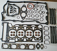 FOR BMW E46 316Ci 316i 316Ti 318i 318Ci N40 N42 N46 01-05 HEAD GASKET SET BOLTS