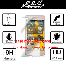 Tempered Glass Film Screen Protector Guard For Sony Xperia X No Curved