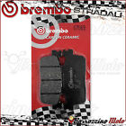 PLAQUETTES FREIN ARRIERE BREMBO CARBON CERAMIC 07069 E-TON ST VORTEX 300 2011