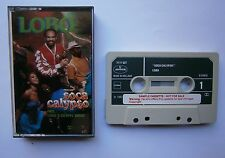 Cassette Lobo – Soca Calypso! Rare Holland Mercury 1982 Funk Latin