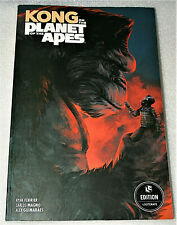 Kong on Planet Of The Apes Book Loot Crate Exclusive NOS New 2018 PB 1st Print