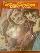 The Monkees Music Book Lyrics And Music From Their First Debut Album