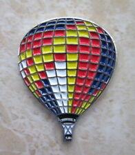 HOT AIR BALLOON - LAPEL PIN BADGE -  (OB-65)
