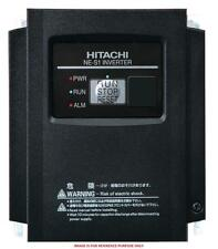 Hitachi, Ltd NES1-007LB Inverter, 200-240 volt, 3 phase, 1 HP, 4.0 Amps [PZL]