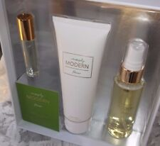 FLEUR Gift Set Simply Modern The Limited Parfum Rollerball Body Lotion & Mist *