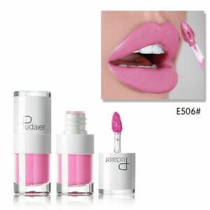 Pudaier Mini Long Lasting Matte Liquid Lipstick Waterproof Red Velvet Lip Gloss