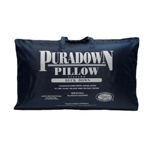 Puradown 50% Duck Down 50% Feather Pillow | Australian Made | RRP $149.99
