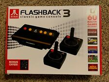 Atari Flashback 3 Classic Game Console with 60 Built-in Games