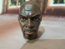 GI JOE HEAD ONLY 1/6 scale. African American.  RARE. EXCELLENT!