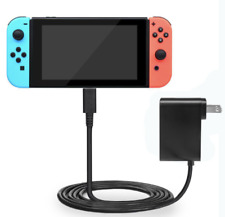 Wall Charger Power Supply Travel AC Adapter Quick Cable Cord For Nintendo Switch