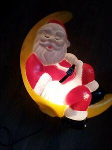 Light Up santa , Xmas