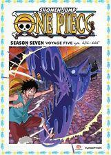 ONE PIECE: SEASON SEVEN VOYAGE FIVE - DVD - Region 1 - Sealed