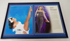 Kylie Minogue 12x18 Framed Photo Display