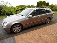 2004 MERCEDES C 220 CDI ESTATE CAR AUTOMATIC ELEGANCE DIESEL